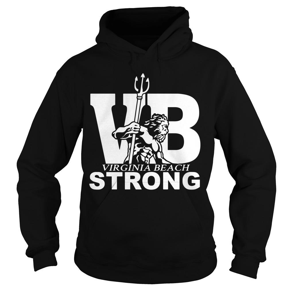 Vb Strong Virginia Beach Strong Hoodie