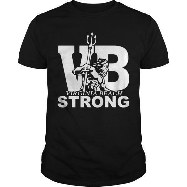 Vb Strong Virginia Beach Strong Shirt