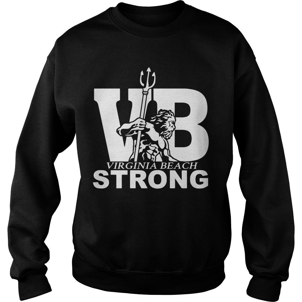 Vb Strong Virginia Beach Strong Sweater