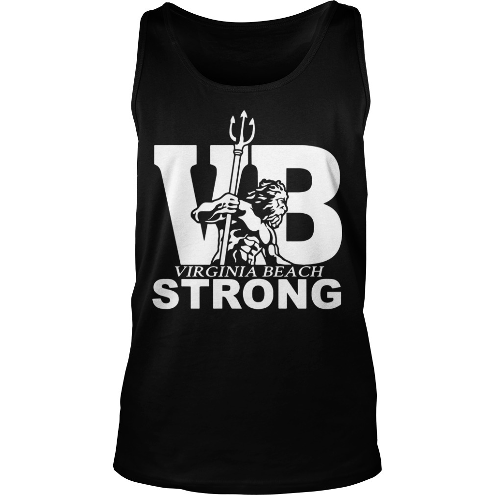 Vb Strong Virginia Beach Strong Tank TOp