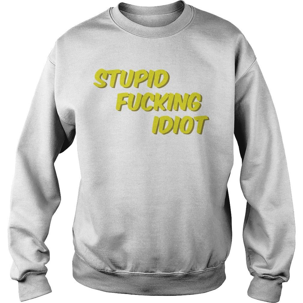 Viking Stupid Fucking Idiot Sweater