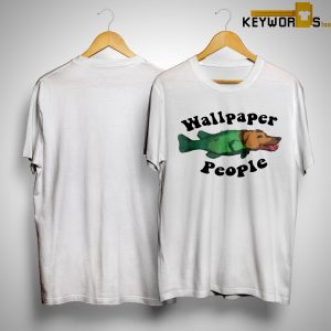 Wallpaper People Dogfish Shirt