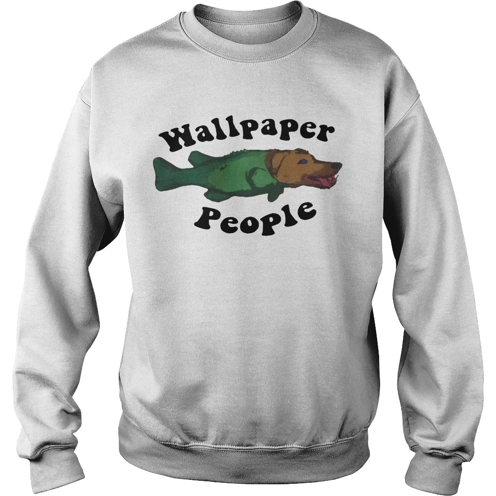 Wallpaper People Dogfish Sweater