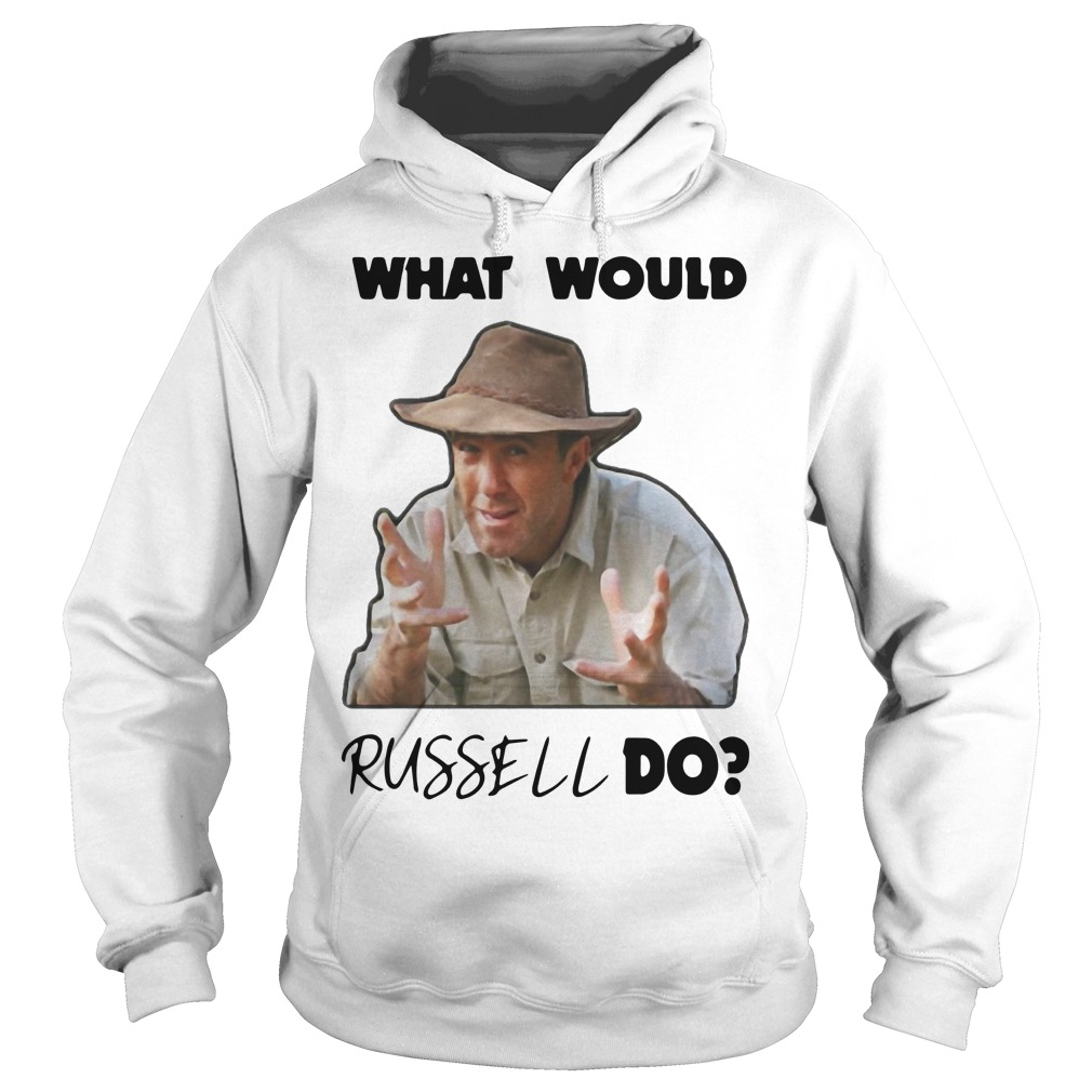 What Would Russell Do Hoodie