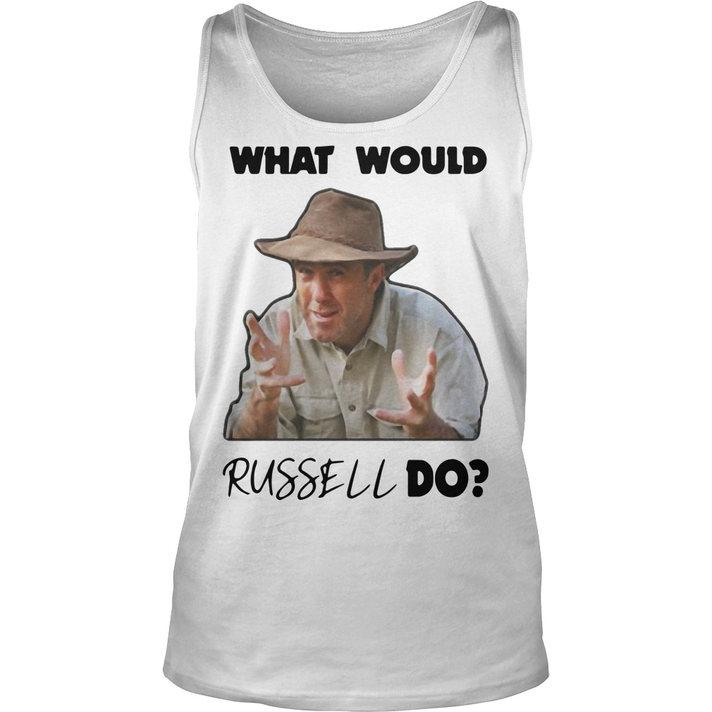 What Would Russell Do Tank Top