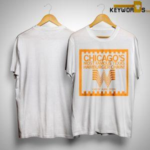 Whataburger Texans T Shirt