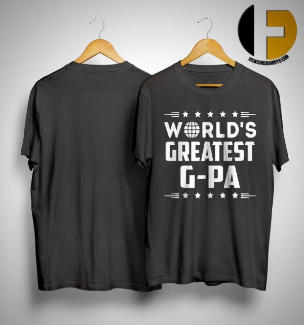 World's Greatest Gpa Shirt