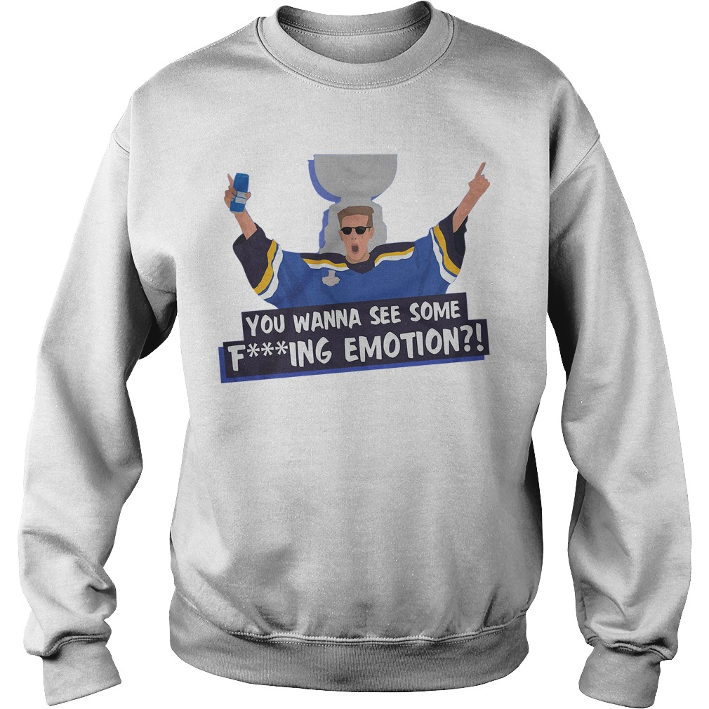 You Wanna See Some Fing Emotion Sweater