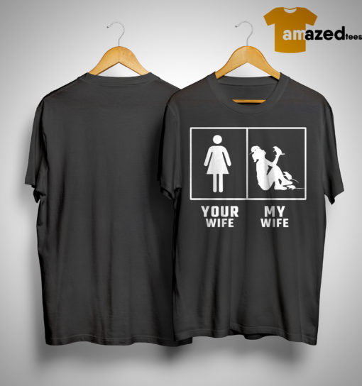 Your Wife My Wife Rat Shirt
