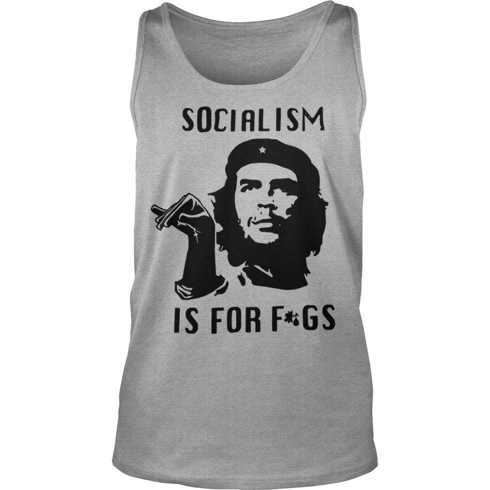 Youtube Steven Crowder Socialism Is For Fags Tank Top