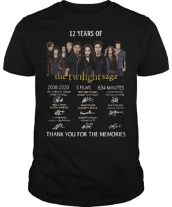 12 Years Of The Twilight Saga 2008 2020 5 Films 634 Minutes