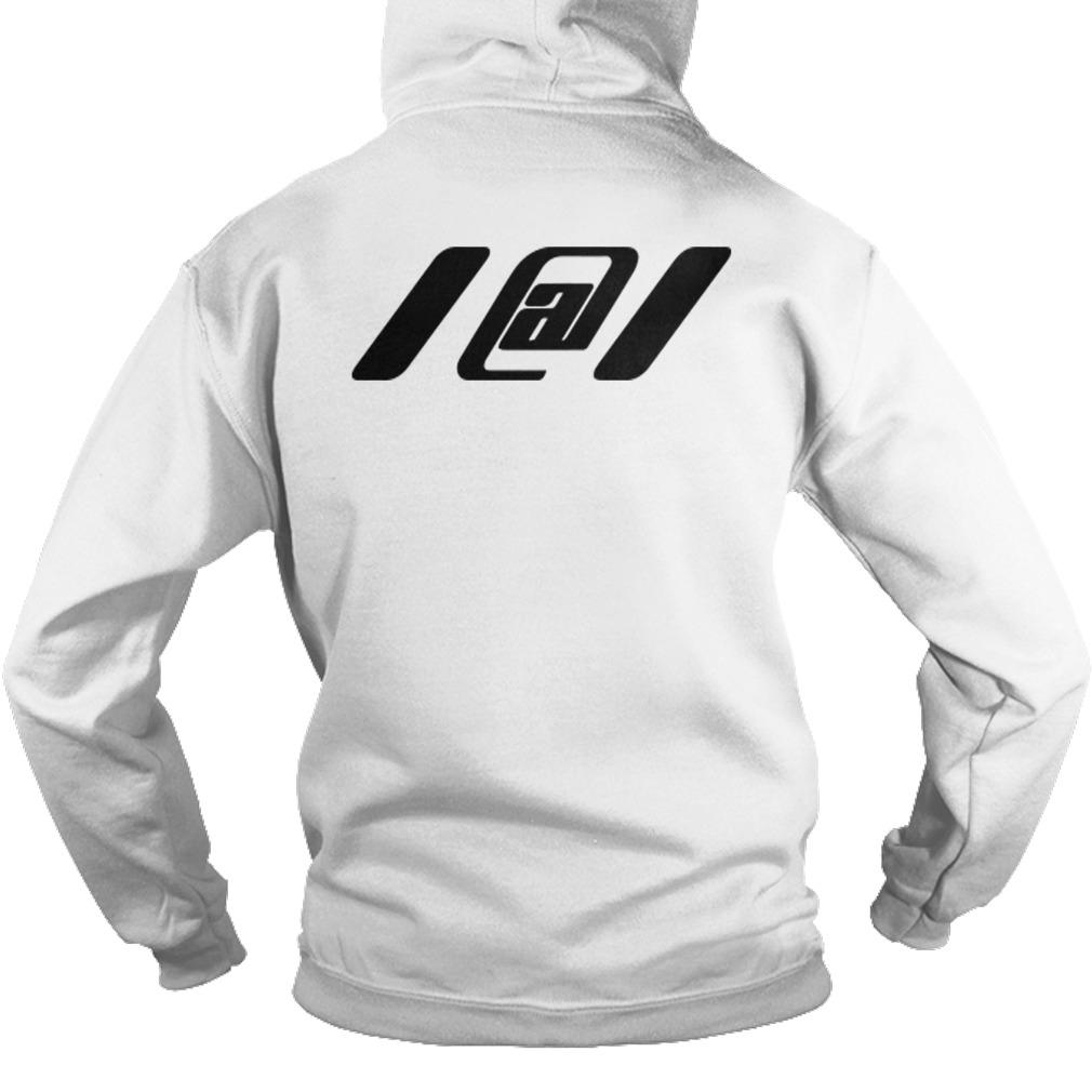 1@1 You Are Not Alone Enough Hoodie