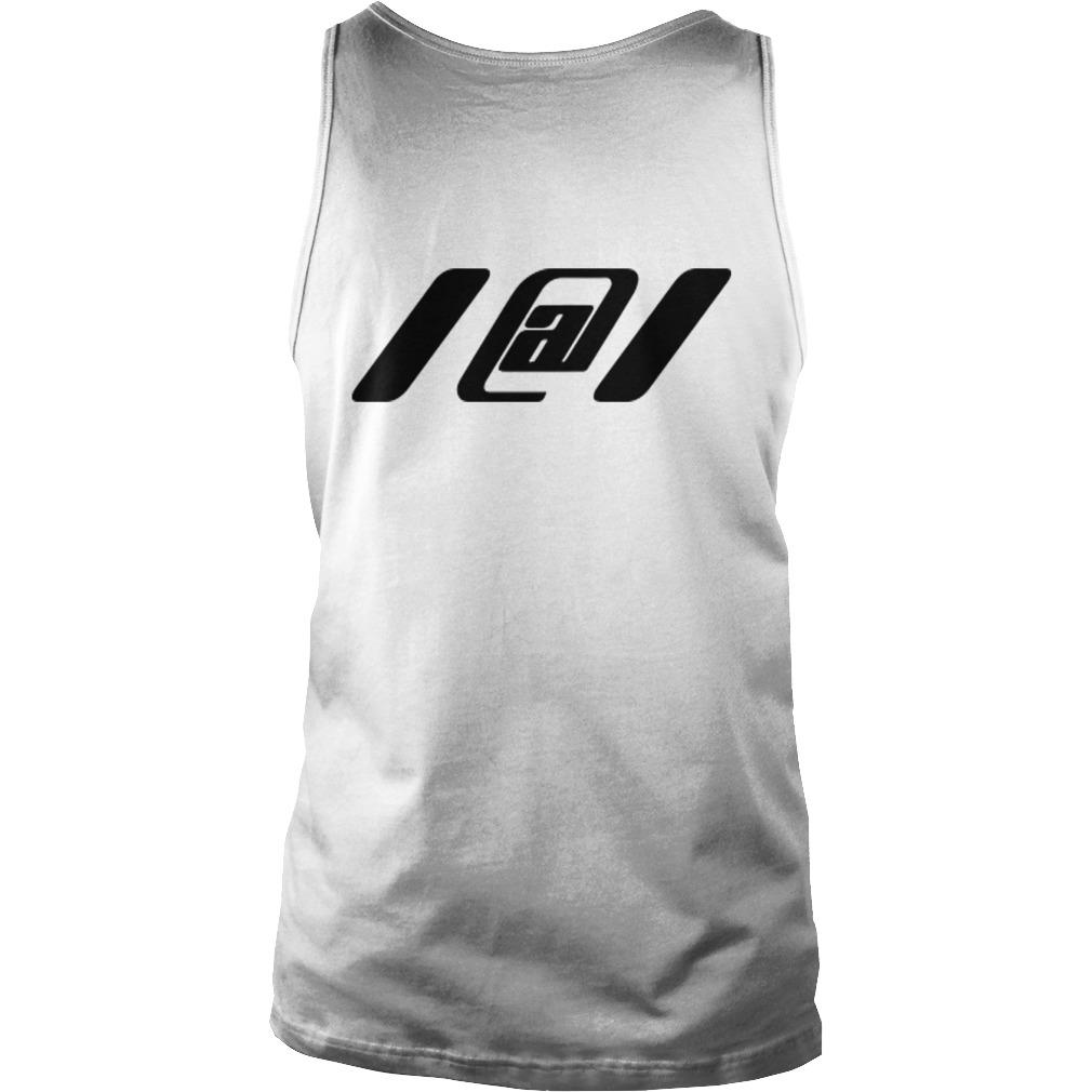 1@1 You Are Not Alone Enough Tank Top