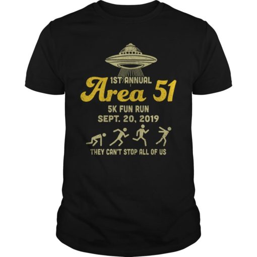 1st Annual Area 51 5k Fun Run They Can't Stop All Of Us