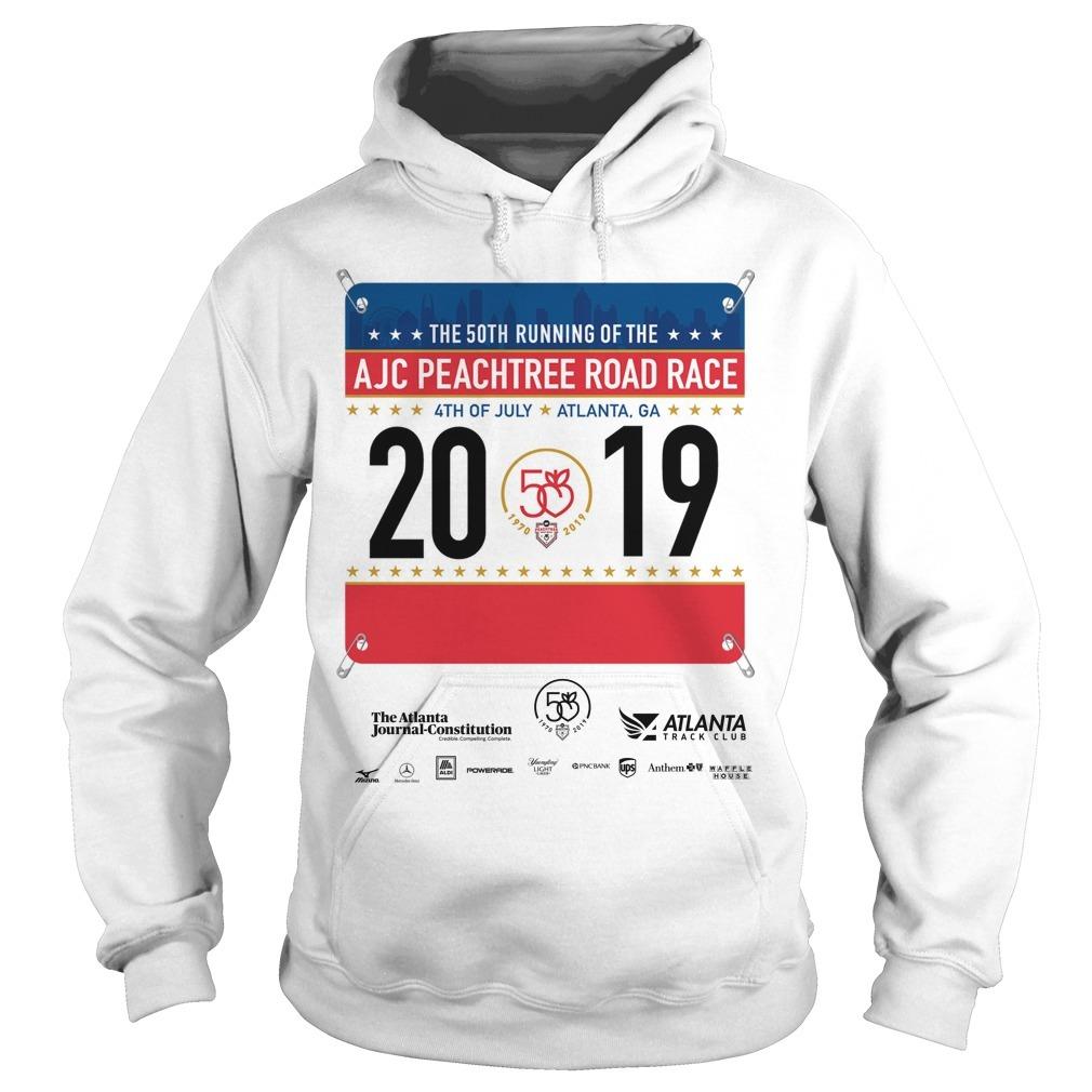 2019 AJC Peachtree Road Race Hoodie