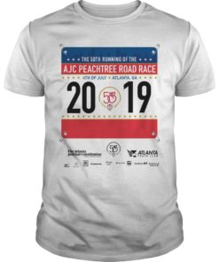 2019 AJC Peachtree Road Race Shirt
