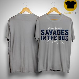Aaron Boone Savages T Shirt