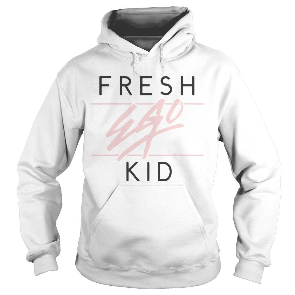 Adam Johnson Fresh Kid T Hoodie