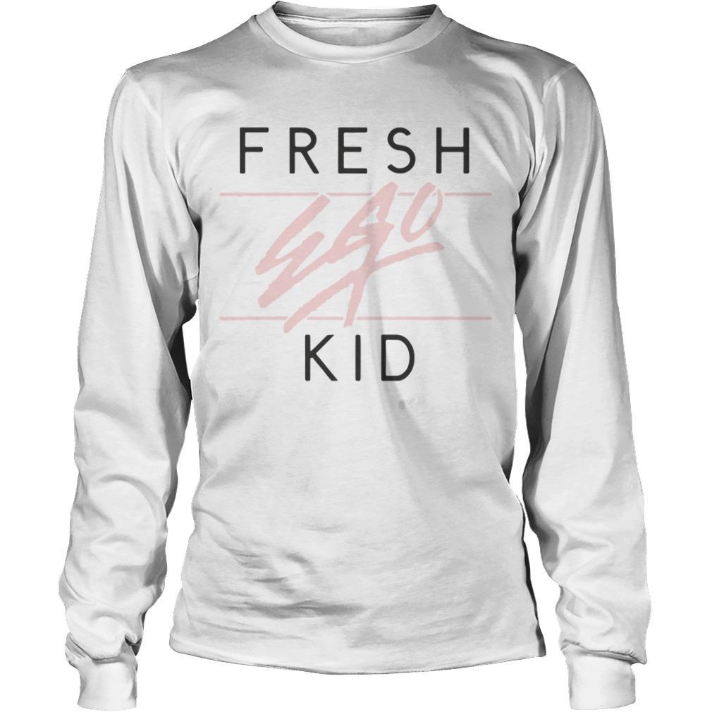 Adam Johnson Fresh Kid T Longsleeve