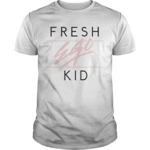 Adam Johnson Fresh Kid T Shirt