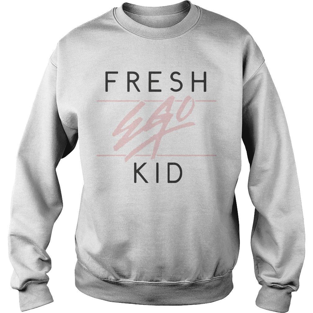 Adam Johnson Fresh Kid T Sweater