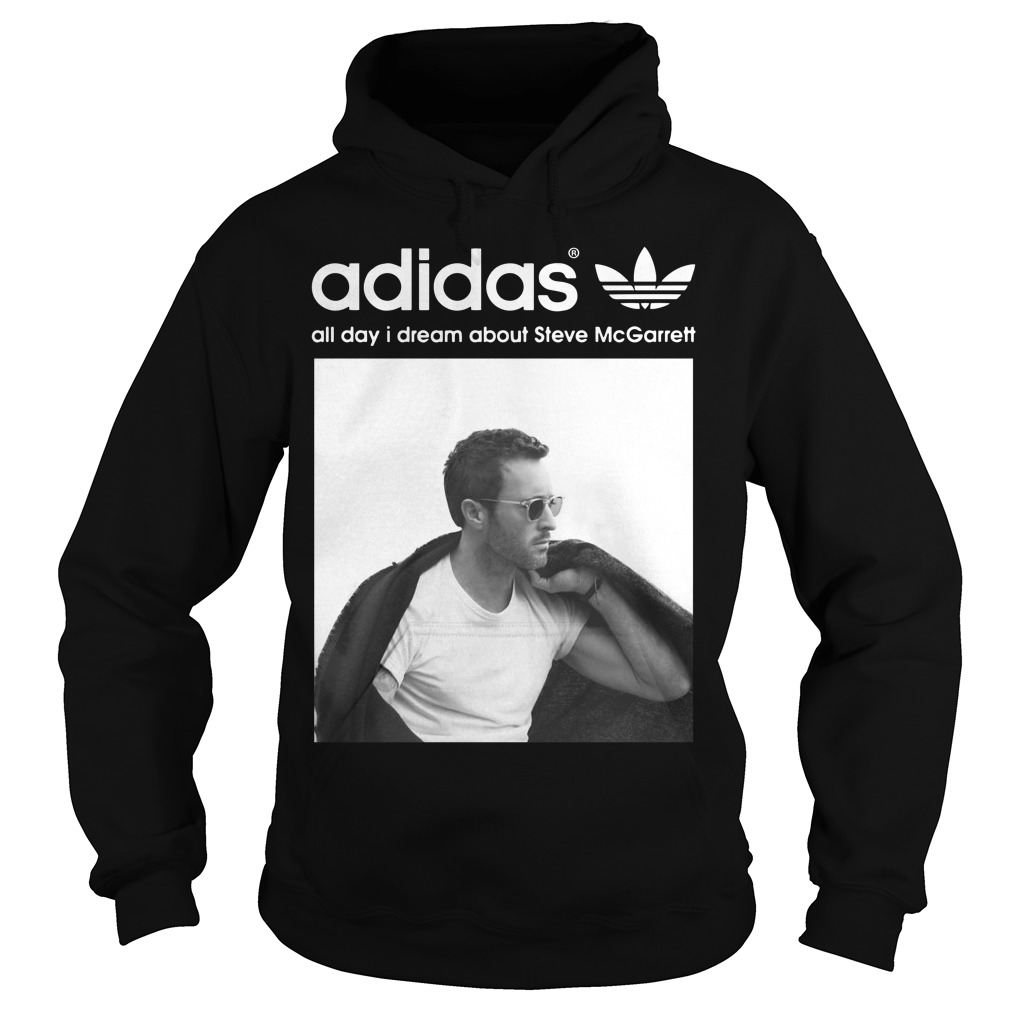 Adidas All Day I Dream About Steve Mcgarrett Hoodie