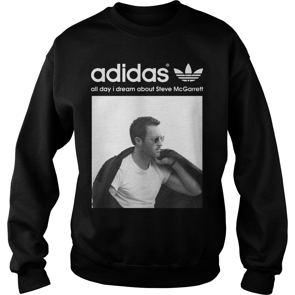 Adidas All Day I Dream About Steve Mcgarrett Sweater
