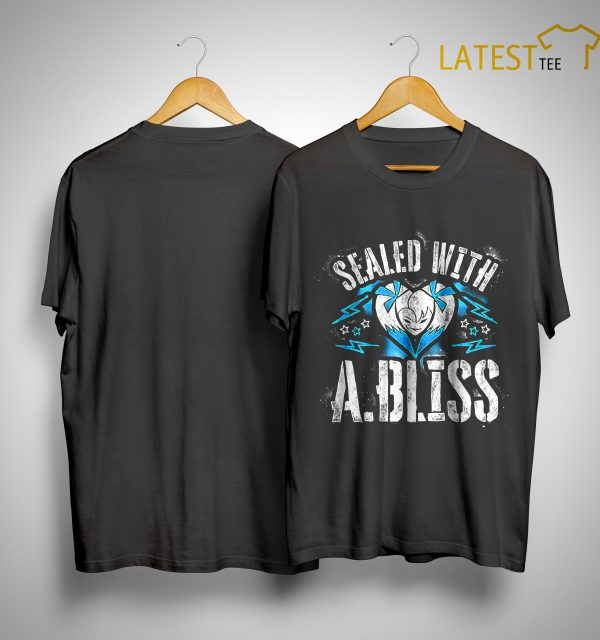 Alexa Bliss Sealed With A Bliss Shirt