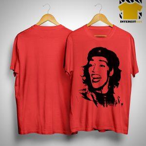 Alexandria Ocasio Cortez Aoc She-guevara Parody Shirt