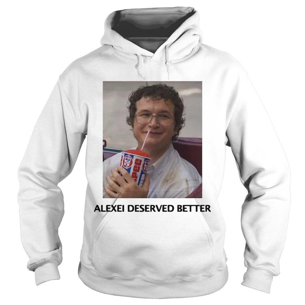 Alexei Stranger Things Hoodie