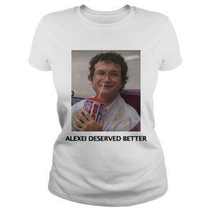 Alexei Stranger Things Ladies Shirt