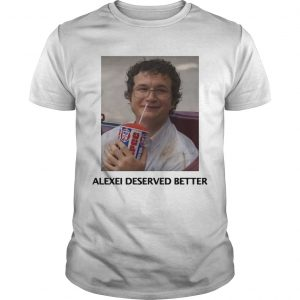 Alexei Stranger Things Shirt