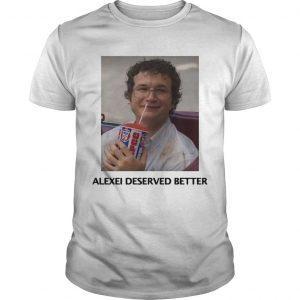 Alexei Stranger Things Shirt
