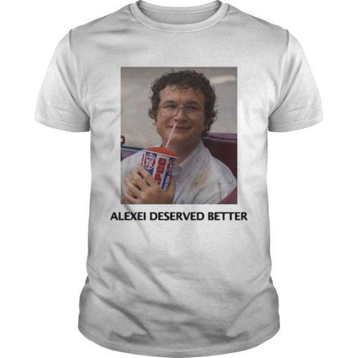 Alexei Stranger Things