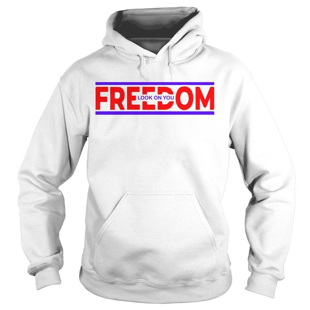 Angela Rye Freedom Hoodie