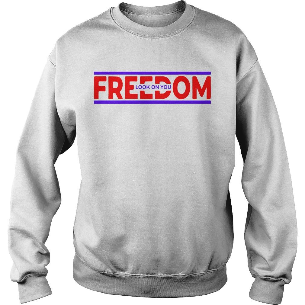 Angela Rye Freedom Sweater