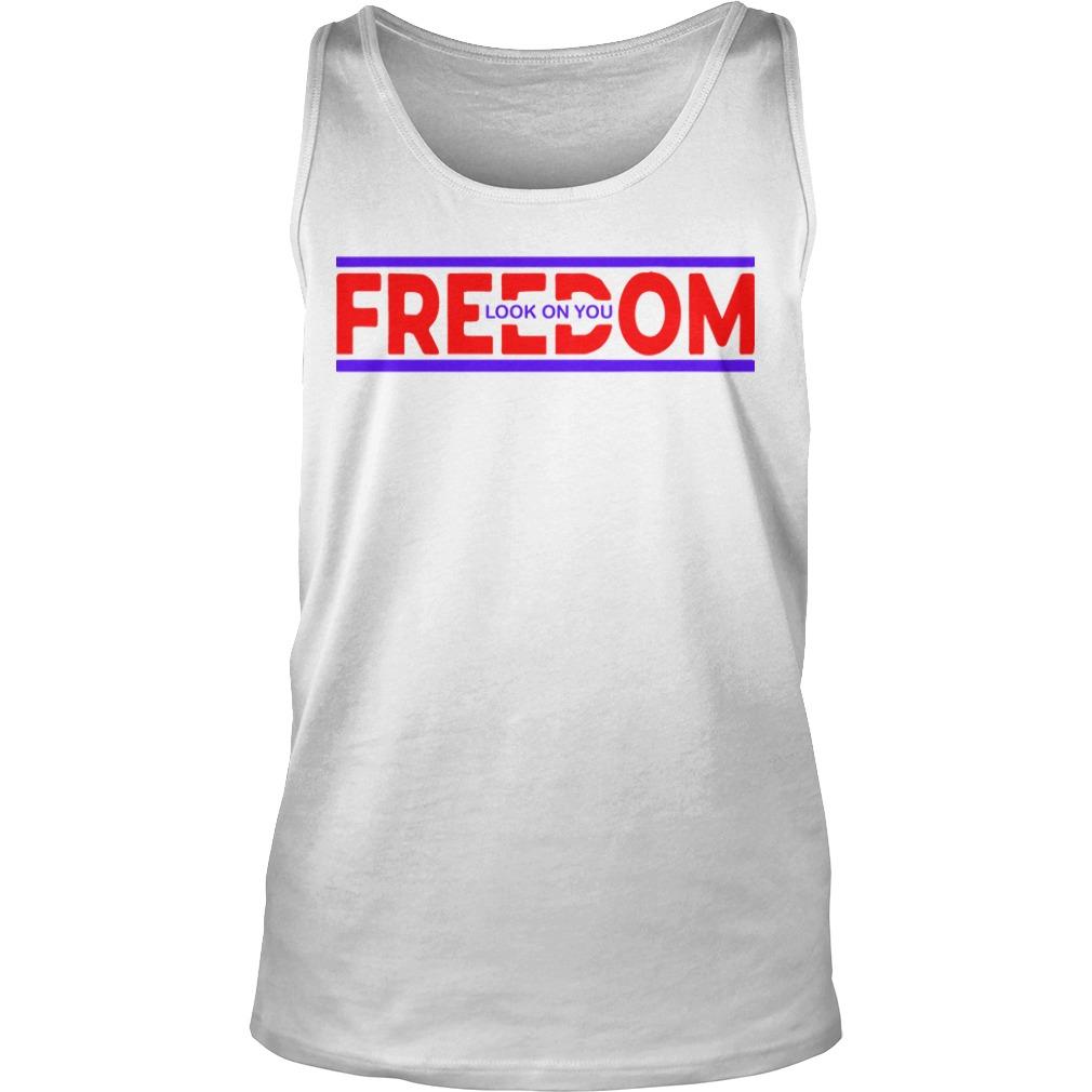 Angela Rye Freedom Tank Top