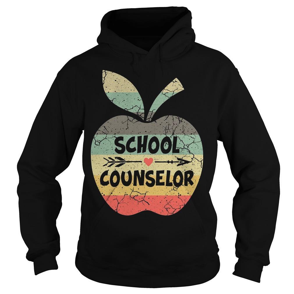 Apple School Counselor Hoodie