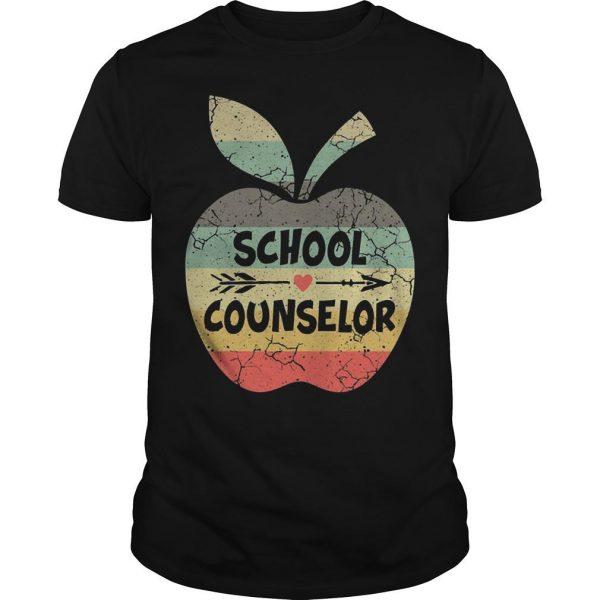 Apple School Counselor Shirt