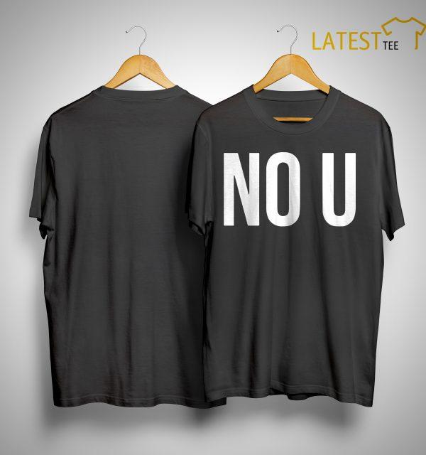 Area 51 No U Shirt