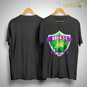 Area 51 Raider Shirt