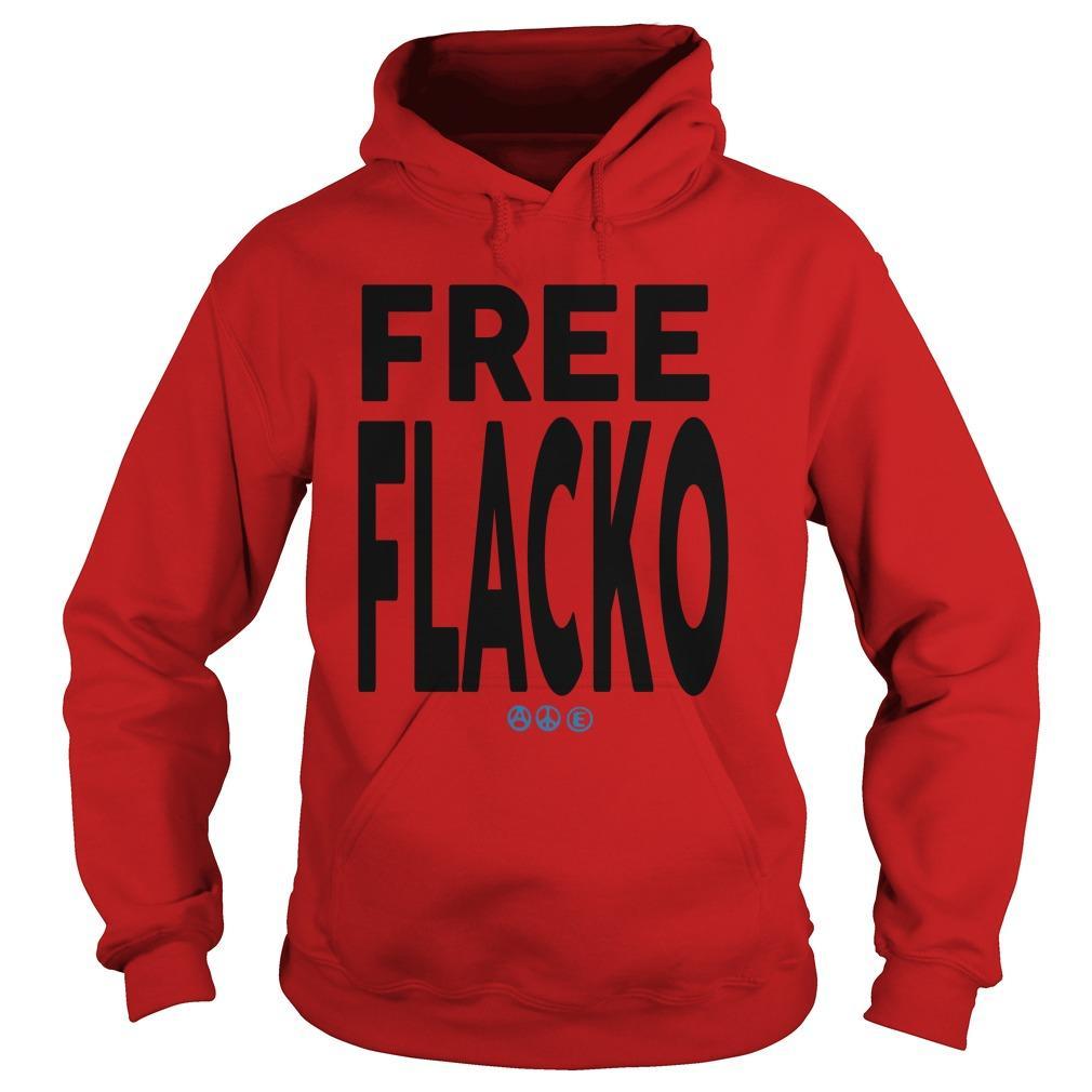 Asap Rocky Free Flacko Hoodie