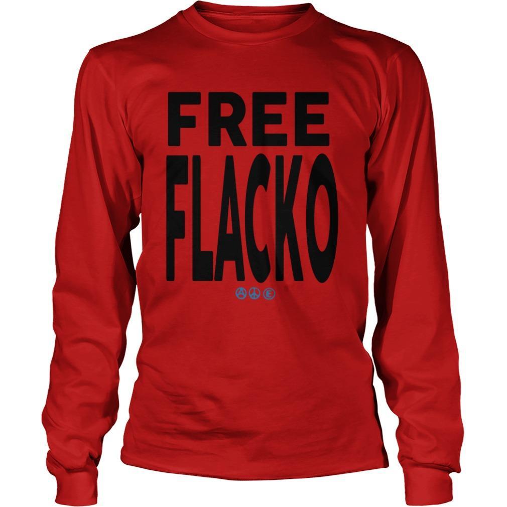 Asap Rocky Free Flacko Longsleeve