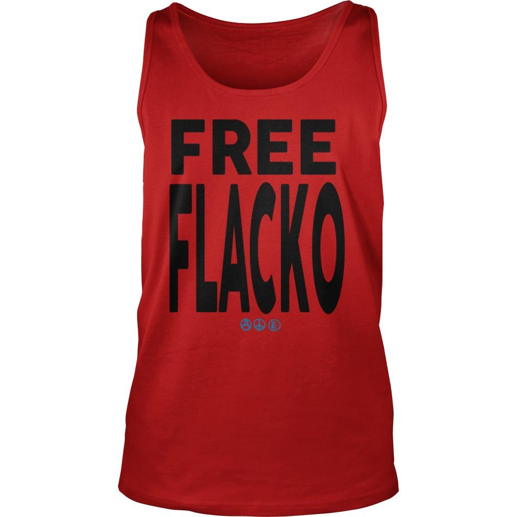 Asap Rocky Free Flacko Tank Top