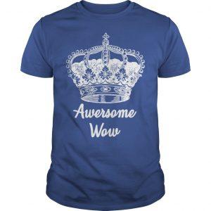Asha Rangappa Awesome Wow Shirt