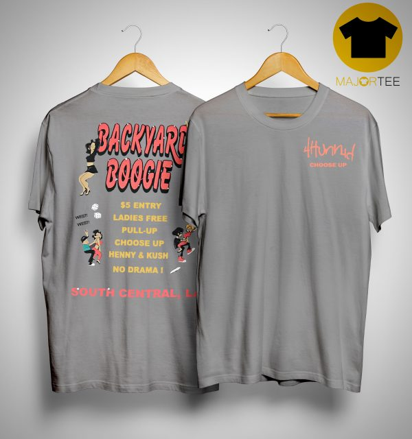 Backyard Boogie Shirt