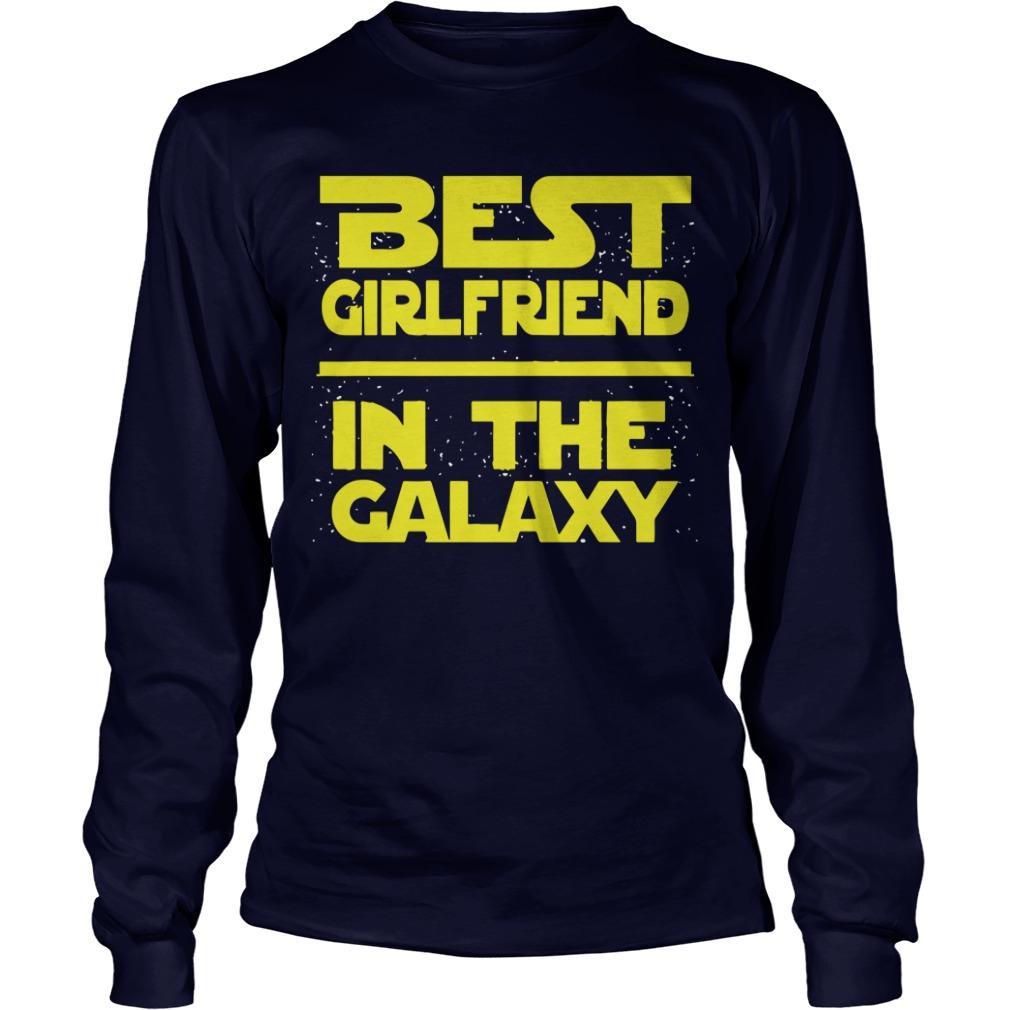 Best Girlfriend In The Galaxy Longsleeve