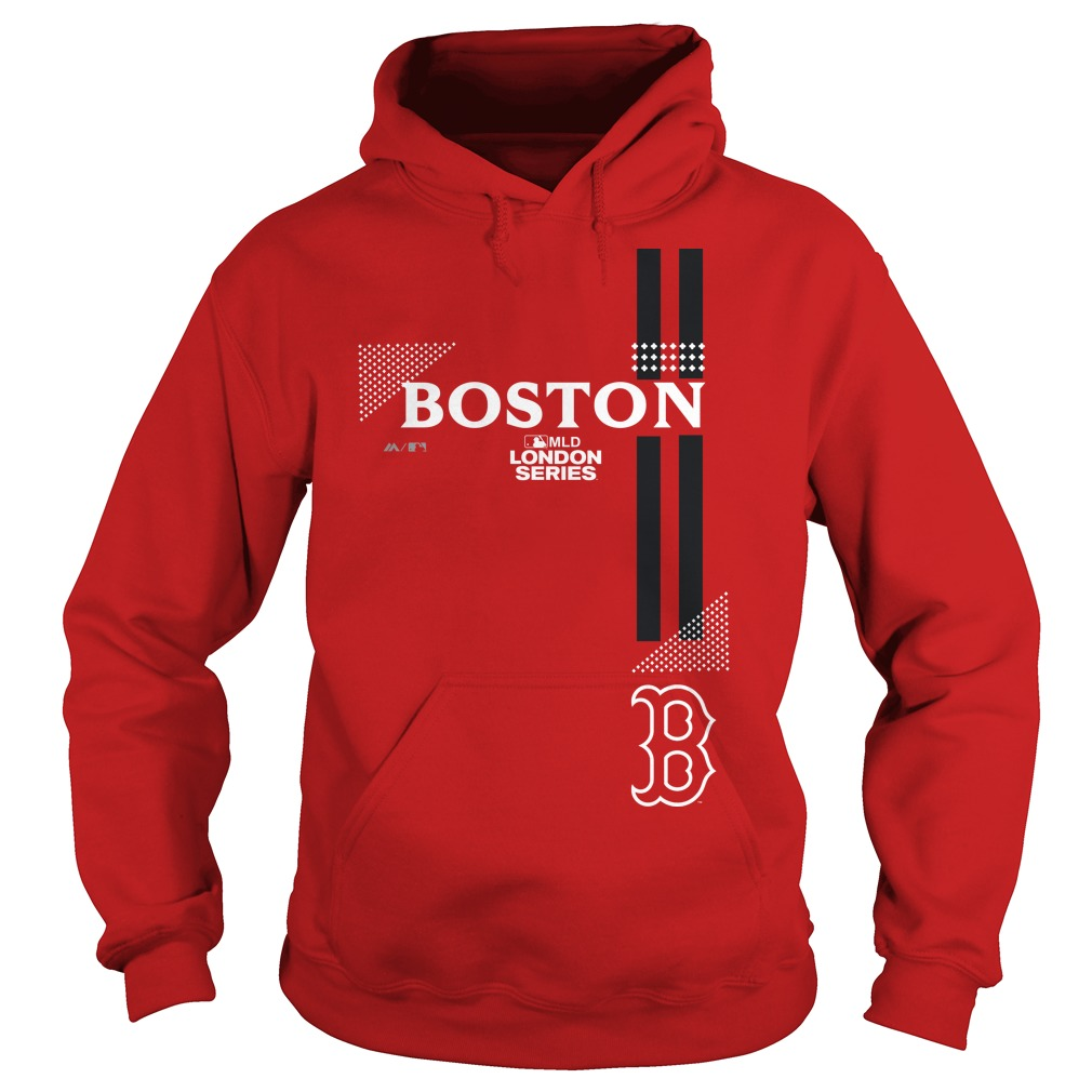 Boston London Series Hoodie