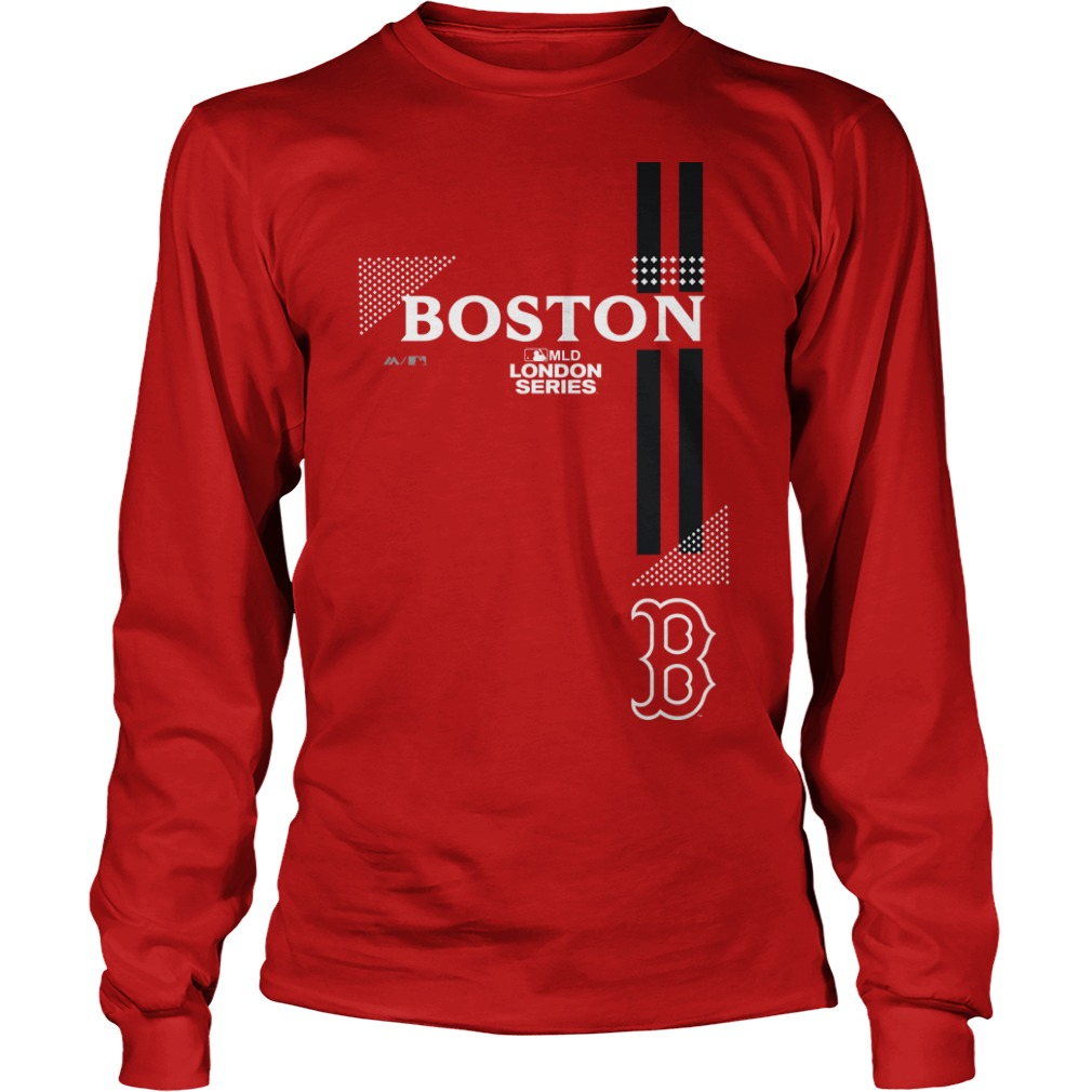 Boston London Series Longsleeve Tee