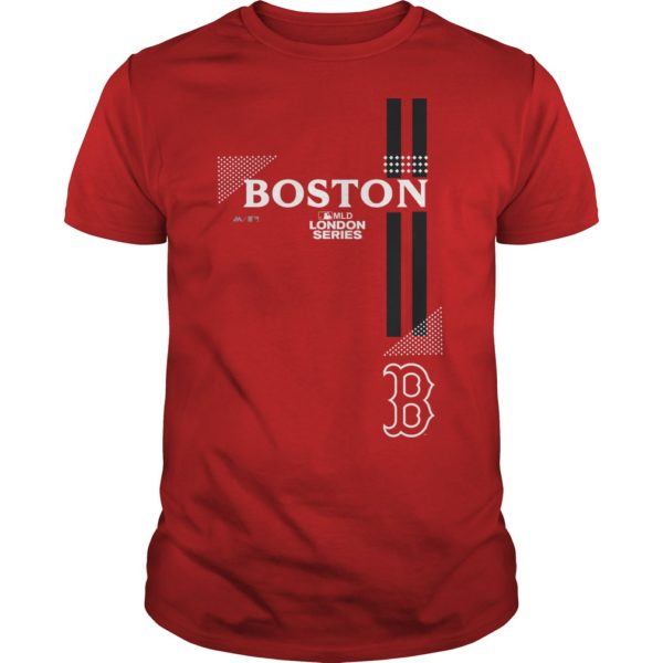 Boston London Series Shirt